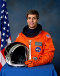Free Picture of Astronaut John Elmer Blaha