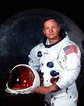 Free Picture of Astronaut Neil Alden Armstrong
