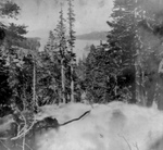 Free Picture of Emerald Bay and Eagle Falls