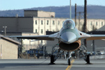 Free Picture of F-16 Fighting Falcon