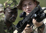 Free Picture of Rifle Training