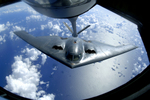 Free Picture of B-2 Spirit Positioning for Fuel