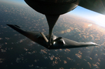 Free Picture of B-2 Bomber Preparing for Fueling