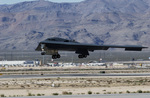 Free Picture of Landing B-2 Bomber