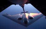 Free Picture of B-2 Spirit Refueling