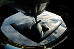 Free Picture of Refueling a B-2 Spirit Bomber