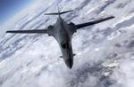 Free Picture of B-1B Lancer Bomber Jet