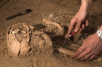 Free Picture of Human Remains Found at the RAF Mildenhall