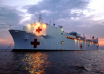 Free Picture of Hospital Ship