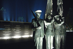 Free Picture of Honor Guard Memorial