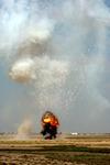 Free Picture of Conrolled Detonation, Balad Air Base, Iraq