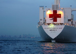 Free Picture of USNS Mercy Hospital Ship