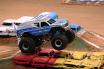 Free Picture of Air Force Monster Truck