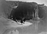 Free Picture of Acoma Indians Gathering Water