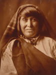 Free Picture of Native American Acoma Woman