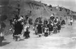 Free Picture of Acoma Indian Fiesta of San Estevan