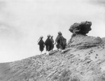 Free Picture of Acoma Indians Carrying Water