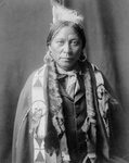 Free Picture of Native American Jicarilla Man