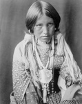 Free Picture of Jicarilla Indian Girl