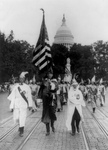 Free Picture of KKK Parade in Washington DC