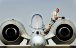Free Picture of A-10 Warthog Inspection