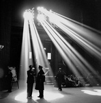 Free Picture of Beams of Sunlight, Union Station