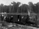 Free Picture of Excursion Logging Train