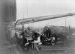 Free Picture of Trucking Logging in 1921