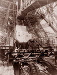 Free Picture of Machinery Below Eiffel Tower