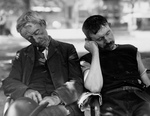 Free Picture of Two Men Sleeping