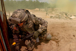 Free Picture of Soldier During Military Training