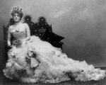 Free Picture of Ethel Barrymore in a Wedding Gown
