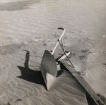 Free Picture of Plow Burried in Sand