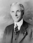 Free Picture of Henry Ford in Suit