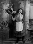 Free Picture of Woman Hollering