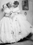Free Picture of Women in Ball Gowns