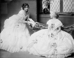 Free Picture of Women in Ball Gown Dresses