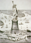 Free Picture of Statue of Liberty, Liberty Enlightening the World