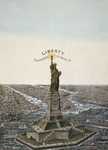 Free Picture of Liberty Enlightening the World