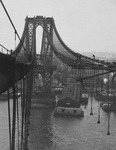 Free Picture of Constructing the Manhattan Bridge