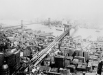Free Picture of Brooklyn and Manhattan Bridges