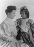 Free Picture of Helen Keller and Student