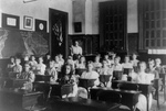 Free Picture of Classroom of Children
