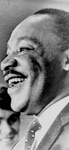 Free Picture of MLK Smiling