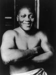 Free Picture of Jack Johnson in 1915