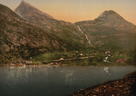Free Picture of Geirangerfjord, Merok, Norway
