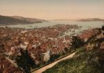 Free Picture of Fjeldveien, Bergen, Norway