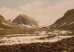 Free Picture of Tverdalen at Advent Bay, Spitzbergen, Norway