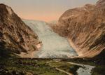 Free Picture of Glacier, Bojumsbrae, Sognefjord, Norway