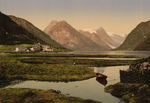 Free Picture of Mundal, Fjaerland, Sognefjord, Norway